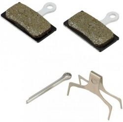 Shimano brzdové destičky G03A (polymerové)