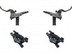 Brzda Shimano XT BR-M8120 destičky ICE kovové