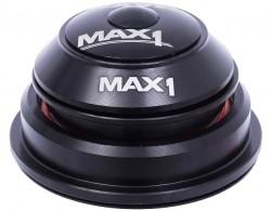 Hlavové složení MAX1 semi-integrované TAPER černé