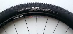 Continental plášť X-King 29x2,4 SL /kevlar/