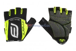 Force rukavice DARTS gel (černo-fluo)