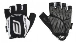 Force rukavice DARTS gel (černo-bílé)