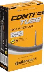 Continental RACE LIGHT silniční duše 700-20/25 FV 60mm