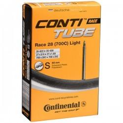 Continental RACE LIGHT silniční duše 700-20/25 FV 80mm