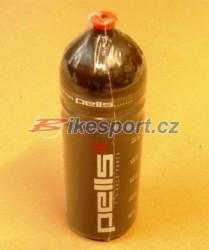 Pells láhev  X-RACE 0,7L - šedá transp.