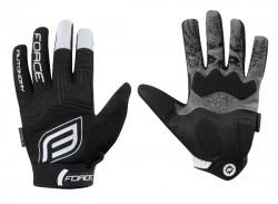Force rukavice MTB AUTONOMY (černé)