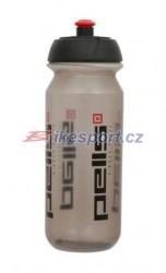 Pells láhev X-RACE 0,6L - šedá transparentní