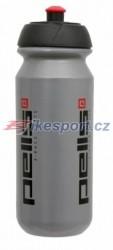 Pells láhev X-RACE 0,6L - stříbrná