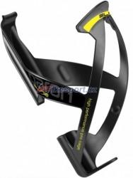 Elite košík Paron Race (matný) - černo/žlutý