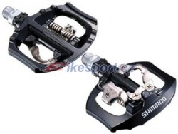 Shimano pedály PD-A530, barva černá
