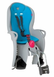 Hamax zadní sedačka SLEEPY (světle šedá/modrá)