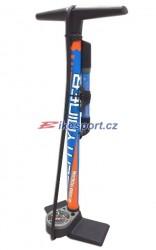 SKS pumpa TWENTYNINER (modro-oranžová)