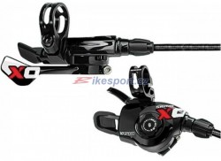 Sram X0 Trigger řadící páky 2x10 - Speed