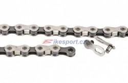 Řetěz KMC X8.93 stříbrný (se spojkou)
