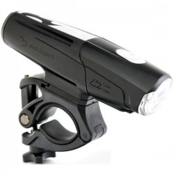 Světlo přední MOON LX-360 1LED 360lm USB černé