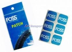 FOSS - samolepící záplaty