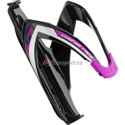Elite košík Custom Race - černo/fialový