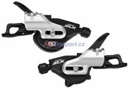 Shimano SLX řadící páky SL-M670 - 10 I-spec B