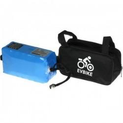 EV bike akumulátor 48V/13Ah v brašně