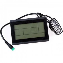 EV bike LCD displej MR15