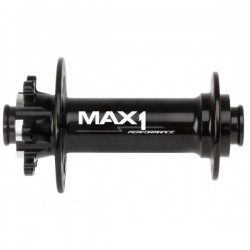 MAX1 náboj přední disc 110/15mm BOOST