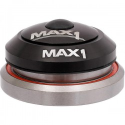Hlavové složení MAX1 integrované Taper černé