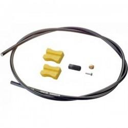 Brzdová hadička Shimano SM-BH90-SS černá OEM
