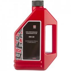 RockShox olej, 0W-30, 1 litr - Pike/LyrikB1/Yari do spodních nohou