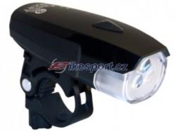 Smart světlo 111W 3 LED (černé)