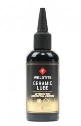 Olej mazací na řetěz Weldtite Ceramic 100 ml