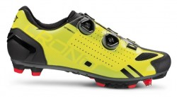 Tretry Crono MTB CX2 Nylon Yellow fluo