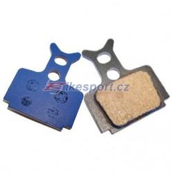 Fastop AZ-330 organické destičky - Formula Mega, C1, The One/R1/RX/RO