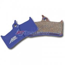 Fastop AZ-600 organické destičky - Shimano: XTR, XT, LX, DEORE