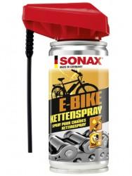 SONAX BIKE Sprej na řetězy 100ml