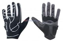 Force rukavice MTB SPID letní (černé)