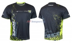Force tričko ART (černo-fluo)