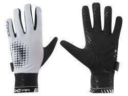Force rukavice EXTRA celoprstové bílé