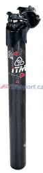 ITM sedlovka TRIANGO 1 karbon 31.6/350 mm