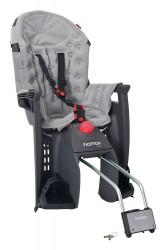 Hamax zadní sedačka SIESTA-PREMIUM (tmavě šedá/šedá)