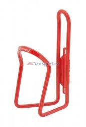 Force Alu košík láhve KLAS (červený)
