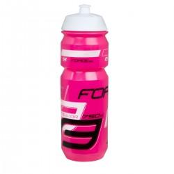 FORCE láhev SAVIOR 0,75 L, růžovo-bílo-černá