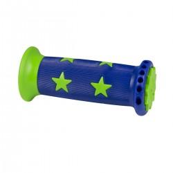 Force STAR gripy gumové dětské modro-zelené
