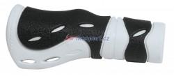 Force gripy ergonomické - černo/bílé