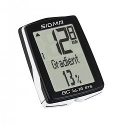 SIGMA computer BC 14.16 STS CAD (01418)