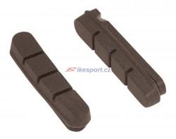 FORCE - brzdové gumičky ROAD (CARBON ráfky)