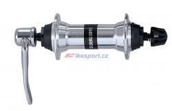 Shimano přední náboj HB-RM70 36d (stříbrný)