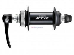 Shimano XTR přední náboj HB-M985 Disc CL, 32d (černý)