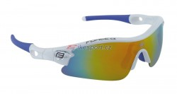 Force brýle TEAM - bílo/modré