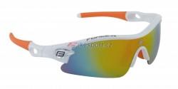 Force brýle TEAM - bílo/oranžové