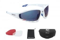 Force brýle PRO - bílo/modré